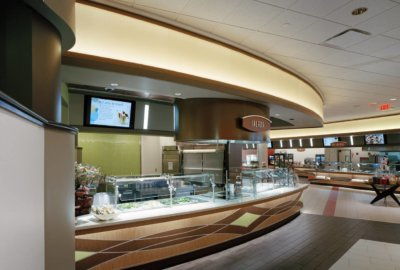 New Cafeteria