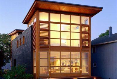 Fairfield shoreline residence
