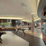 New Cafeteria
