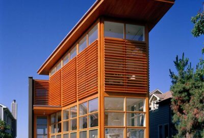 Fairfield shoreline residence